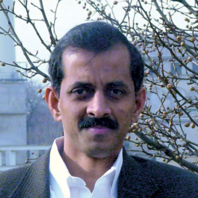 Ganesh Mani, Adjunct Faculty at Carnegie Mellon University; ex-SSgA