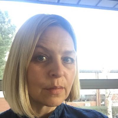 Jenny North, Head of Digital Experience at Hobbycraft