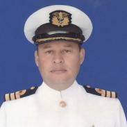 Commander Javier Bermudez