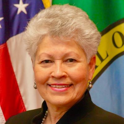 Lourdes (Alfie) E. Alvarado-Ramos