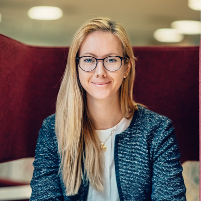 Sarah Häger, Head of Open Banking Community at Nordea