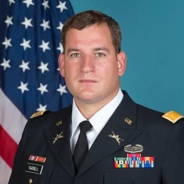 Lt. Colonel Patrick Farrell