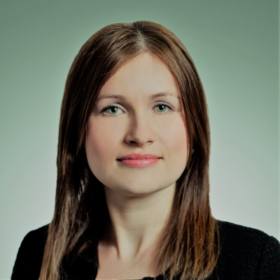 Irina Issakova, Vice President and Director at TD Asset Management