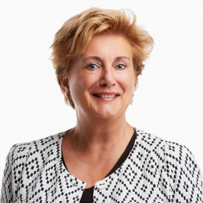 Dorine Burmanje, Chair of the Executive Board at Cadastre, Land Registry and Mapping Agency, Netherlands