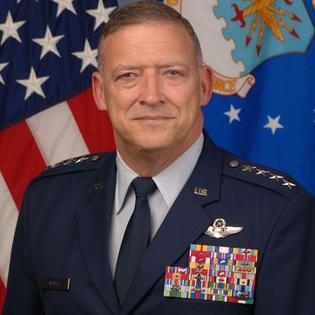 General (Ret'd) Gary North, Vice President Customer Requirements at Lockheed Martin