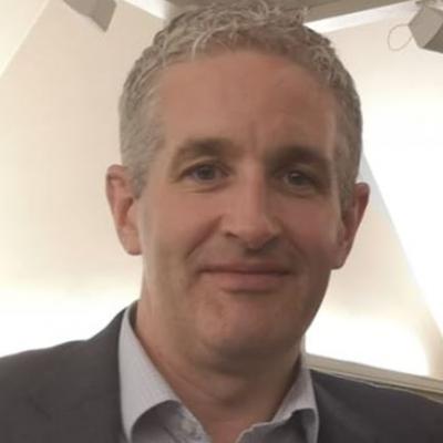 Paddy Beagan, Head of Sales at Vesta Europe