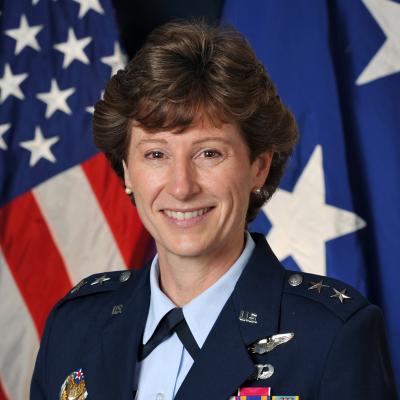 Major General Dawn M. Dunlop