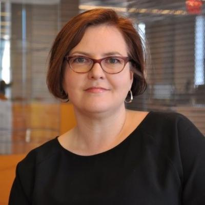 Karen Pascoe, Senior Vice President, Experience Design at MasterCard