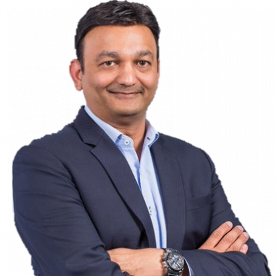 Sanjay Patel, SVP and Global Head of Takeda Business Solutions at Takeda