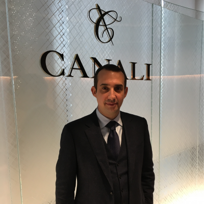 Vincenzo Carrieri, Asia Pacific Regional Director at CANALI Far East