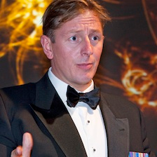 Major Chris Hunter, Counter-terrorist Bomb Disposal Specialist, Author, BBC & Sky Expert Contributor, at UK Special Forces