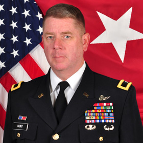 Brigadier General Marvin T. Hunt (Todd)