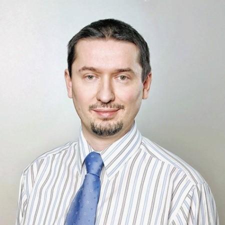 Maciej Nawrocki, Chief Data Officer at Credit Agricole