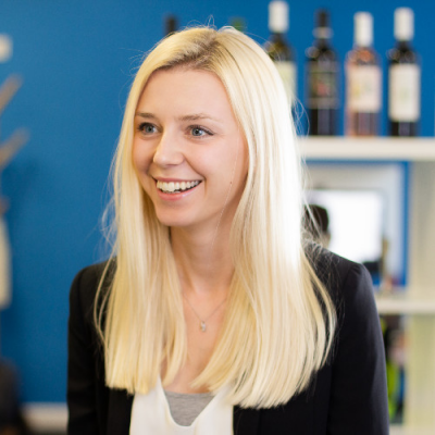 Laura Rosenberger, Chief Operating Officer at Naked Wines