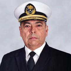 Admiral Luis Orozco Inclán
