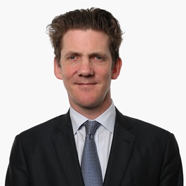 Andrew Hauser, Executive Director for Markets at Bank of England