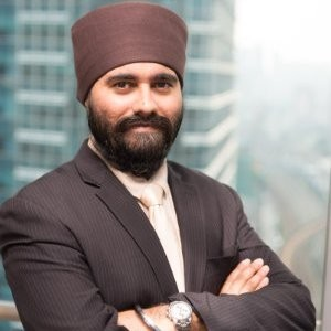 Harphajan Singh, Head of Analytics at Prudential Assurance Company, Singapore
