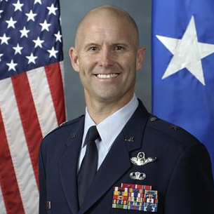 Major General Kevin A. Huyck, Directorate of Operations (ACC/A3) at US Air Combat Command
