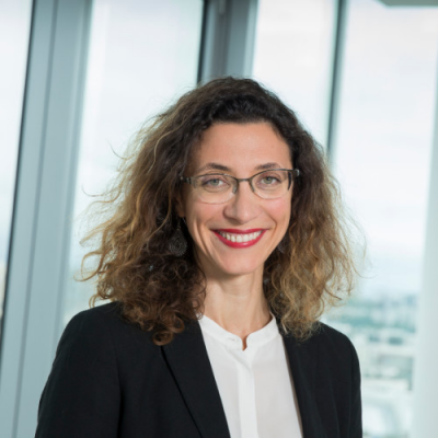 Anais Eiden, Group Legal Head - IP & Innovation at Vallourec