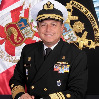 Vice Admiral Silvio Alva Villamon