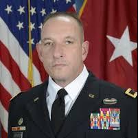 Major General Richard Johnson