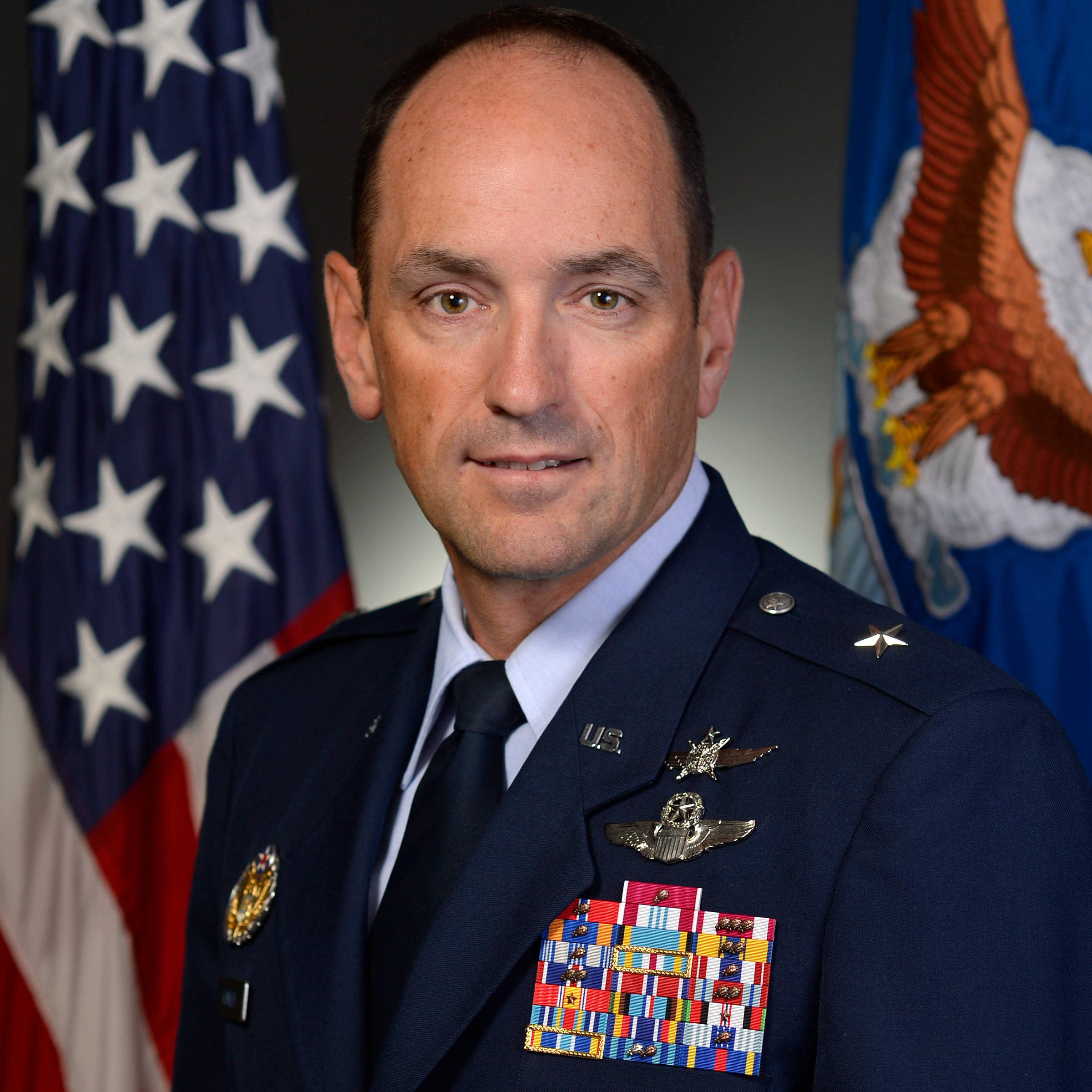 Brigadier General Kevin Kennedy