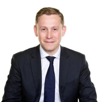 Stephen Ellis, COO Global Markets at Lloyds Bank