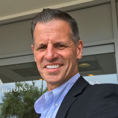 Jim Arnold, Founder & CEO at finHealth