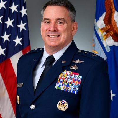Major General Daniel L. Simpson