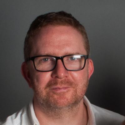 Scott McNair, Head of Leadership & Talent at Virgin Money