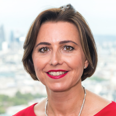 Alexandra Foster, Director, Insurance, Wealth Management & Financial Services at BT