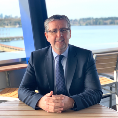 Mike Hevey, Director, Transformation, Governance, Risk and Business Improvement at Seaspan Shipyards
