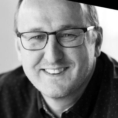 Julian Gratton, Creative Director at APS Group