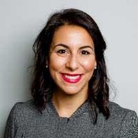 Corrie Freudenstein, Head of Marketing at Leybold