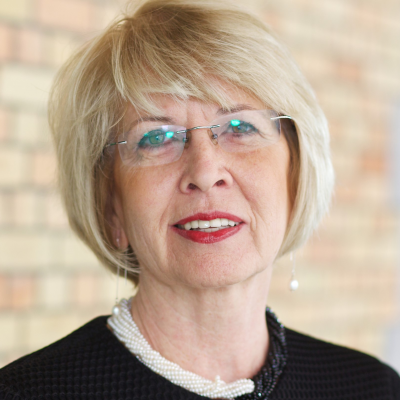 Ulrike Kreysa, Vice-President Healthcare at GS1 Global Office