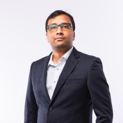 Shailesh Mishra, Global Business Services Lead at LyondellBasell