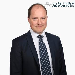 Kim Larsen, Vice President Commercial and Business Development - Ports Unit at Abu Dhabi Ports
