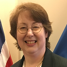 Lisa MacDonald, Director, Identity Capabilities Management Division at Office of Biometric Identity Management