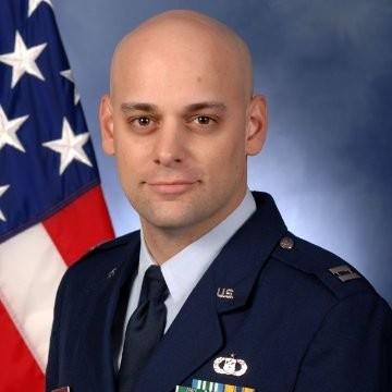 Lt Col Colin Hanson