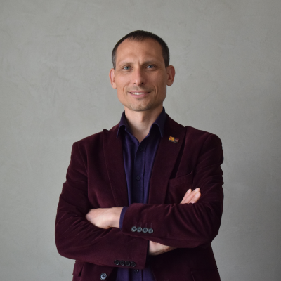 Tomasz Sienicki, Blockchain Strategy Lead at Alior Bank