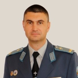 Lieutenant Colonel Tsvetomir Grakov