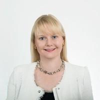 Martina Macpherson, Senior Vice President Strategic Partnerships and Engagement at Moody's