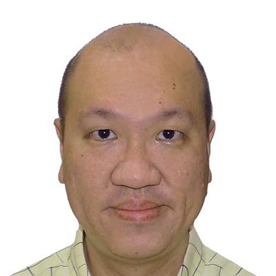 Edmund Sol, Head of Field Service, Asia at Cymer