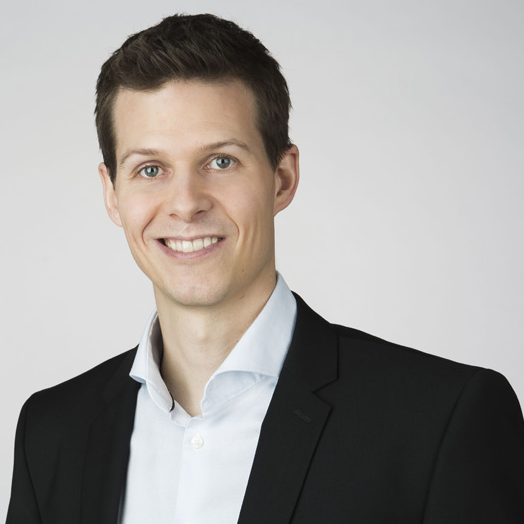 Dr. Sebastian Wahle, Senior Consultant Digital Strategy at Bosch Software Innovations GmbH