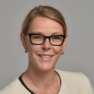 Jutta Bub, Global Category Director Goods & Services at Lufthansa Group