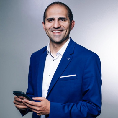 Ernesto Lamaina, Founder & Chief Executive Officer at Adia