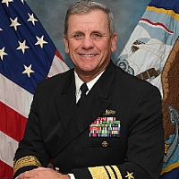 Vice Admiral Richard A. Brown