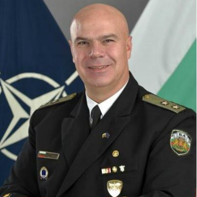 Rear Admiral Kiril Mihaylov