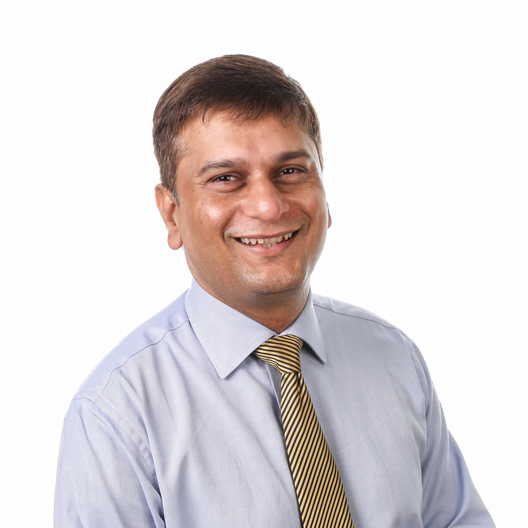 Nitin Pande, Customer Experience & Journeys Lead at DBS Bank