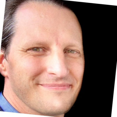 Oli Bage, Distinguished Engineer, Data Center of Excellence at Morgan Stanley